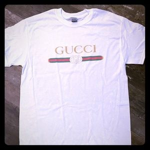 Knockoff Gucci tee new without tags
